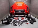 Audi rs5 f5 8w capot paragolpes cinturon - foto
