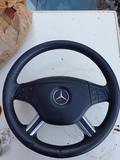 Vendo volante con airbag Mercedes ml - foto