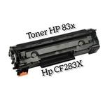 TONER HP 83X (CF283X) \n\nHP LaserJet P - foto