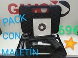 Pack pistola gamo + maletin + Accesorios - foto