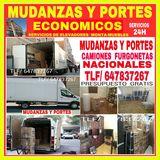 mudanzas Alicante Madrid Grupajes portes - foto