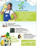 ECO Limpieza las palmas - foto