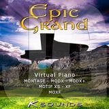 Epic Grand Yamaha Montage, Modx y Motif - foto