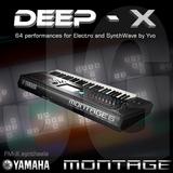 Deep-X para Yamaha MONTAGE y MODX - foto