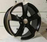 3oo. rotor negro para audi black - foto