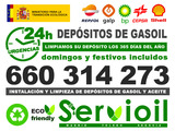 limpieza depositos gasoil 24 horas - foto