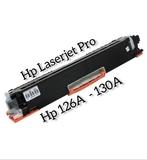 Toner compatible ce310a cf350a 126a 130a - foto