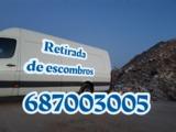 ,retirada de escombros  vaciado de pisos - foto