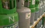Gas Refrigerante - foto
