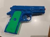 pistola antigua juguete gonher años 80 - foto