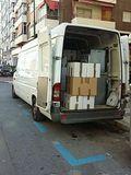 Coruña-Santiago de compostela Mudanzas - foto