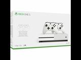 Xbox One S 1TB con caja, dañado. - foto