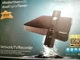 Conceptronic media player titan 500gb - foto
