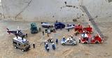 Playmobil policÍas y bomberos - foto