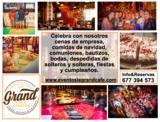 Le grand cafe Eventos Malaga - foto