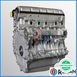 Motor de intercambio reconstruido d2fa - foto