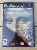 Juego El Codigo Da Vinci PS2 - foto