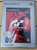 Juego Gran Turismo 3 PS2 - foto