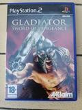 Juego Gladiator Sword of vengeance PS2 - foto