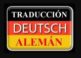 Servicio de traducciÓn aleman espaÑol - foto