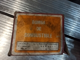 bomba de gasolina - foto