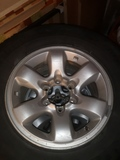 Neumáticos 265/75r16 con llanta - foto