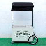Alquiler de carrito hot dogs - foto