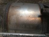Filtro de partÍculas peugeot 407 2.0 HDI - foto