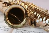 Saxofonista - foto