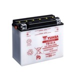 Batería Moto Yuasa YB18-A - 12V - 18Ah - foto