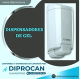 Dispensadores de Gel manual. 1 litro - foto