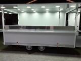 remolque expositor 750 kg food truck - foto