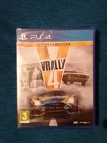 V-rally 4 ultimate edition ps4 nuevo - foto