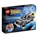 Lego Regreso al futuro (usado) - foto