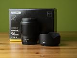 Nikon nikkor Z 50 1.8 S - foto