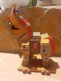 Caballo de Troya disney - foto
