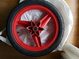 Honda CBR llanta delantera - foto