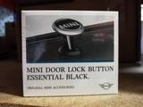 Pasador de puerta mini essential black - foto