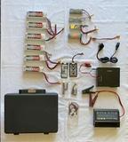 Pack cargadores y baterÍas - foto