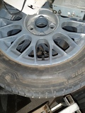 Cambio llantas bbs y neumáticos nuevos - foto