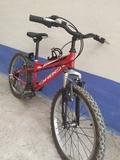bicicleta prácticamente nueva - foto