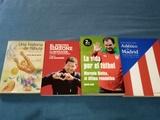 4 LIBROS DE FÚTBOL - foto
