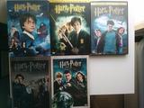 DVD Harry Potter primeras 5 películas - foto