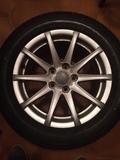 vendo llantas con neumáticos - foto