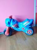 Moto INFANTIL economica de spiderman - foto