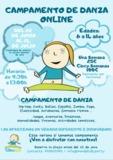 CAMPAMENTO DE DANZA ONLINE - foto