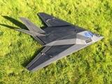 Avion f-117 nighthawk rc - foto