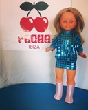vestido disco nancy - foto