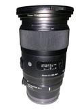 Objetivo sigma 35mm 1:1.4 dg - foto