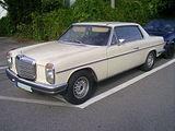 despiece mercedes w114 coupe 1975 - foto